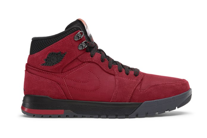 Air Jordan 1 Trek Gym Red/Black-Anthracite