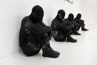 "Aitor Throup ""Reflection / Redemption"" Installation @ H. Lorenzo LA"