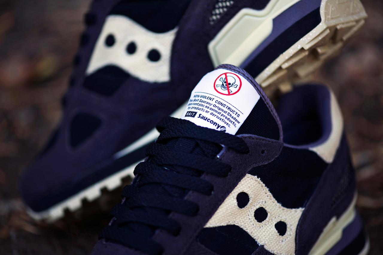 "An Exclusive Look at the BAIT x Saucony Shadow Original ""Cruel World"""