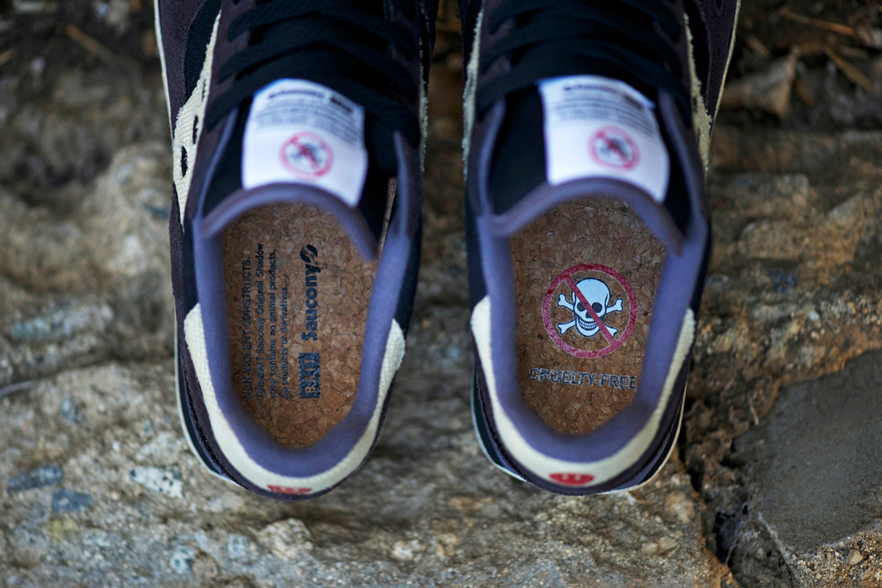 an exclusive look at the bait x saucony shadow original cruel world