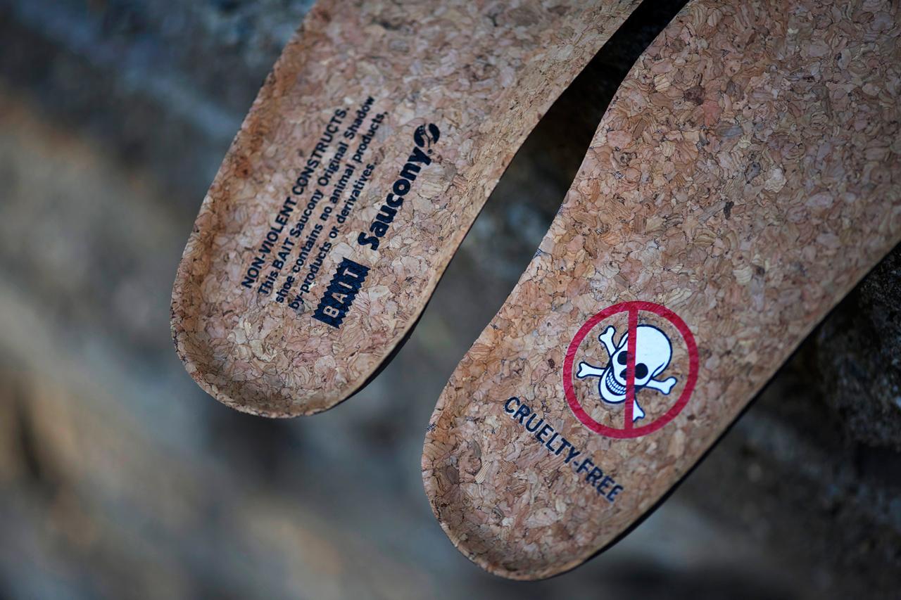 "An Exclusive Look at the BAIT x Saucony Shadow Original ""Cruel World"""