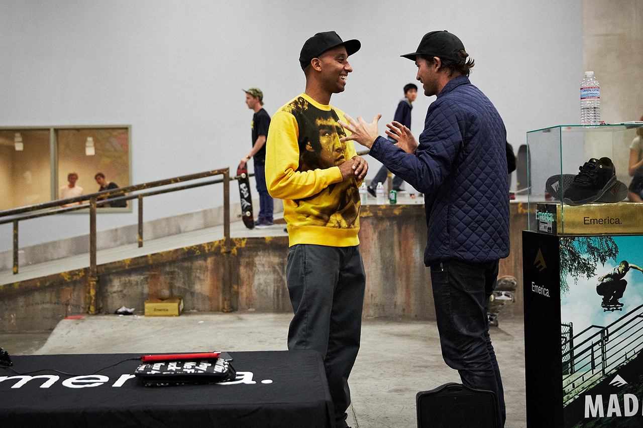 an interview with brandon westgate at the berrics