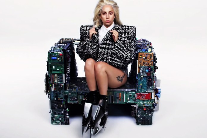 An ARTPOP Film Starring Lady Gaga