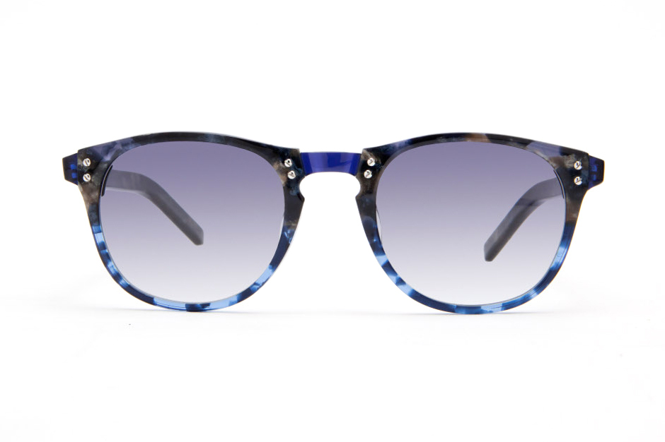 Ashkahn for Garrett Leight x Thierry Lasry 2013 Holiday Sunglasses