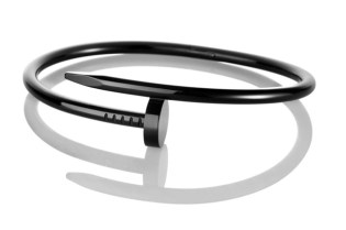 Custom Cartier Juste un Clou Nail Bangle by Bamford Watch Department