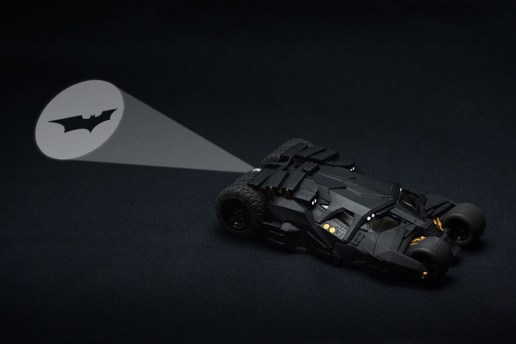 Bandai CRAZY CASE BATMOBILE TUMBLER