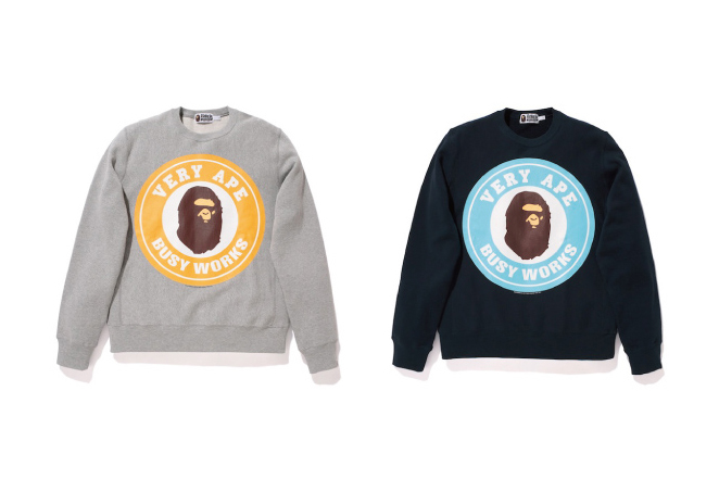 "BAPE STORE LONDON 2013 Holiday ""VERY APE"" Collection"