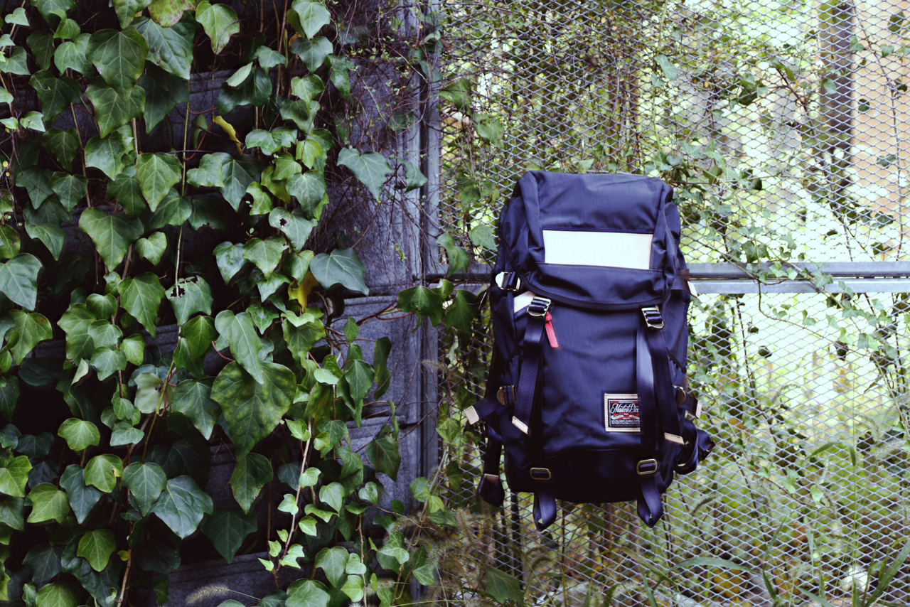 beams x master piece 2013 fallwinter day pack