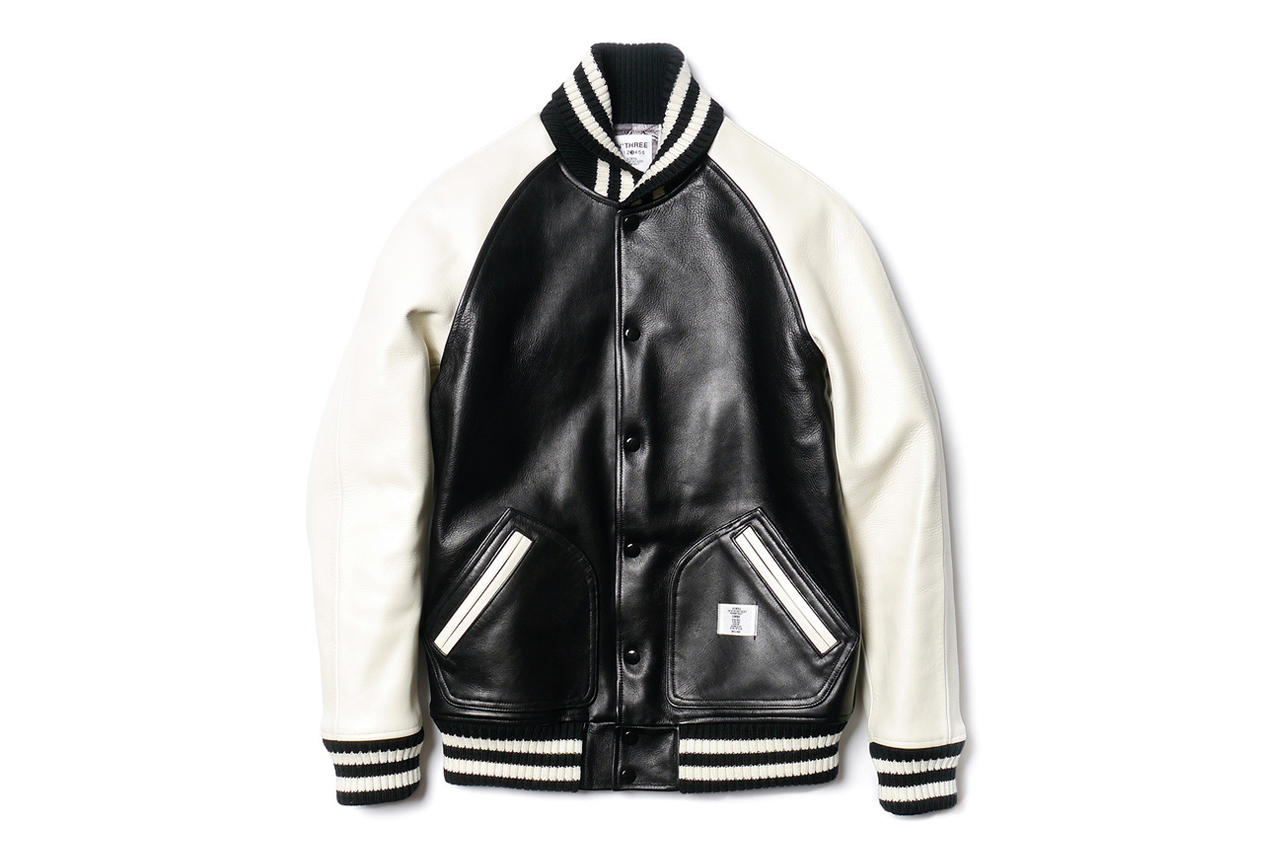 "BEDWIN & THE HEARTBREAKERS ""Jerry"" Leather Award Jacket"