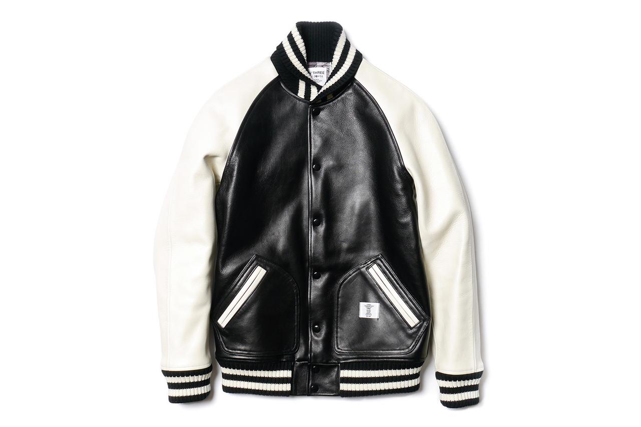 bedwin the heartbreakers jerry leather award jacket