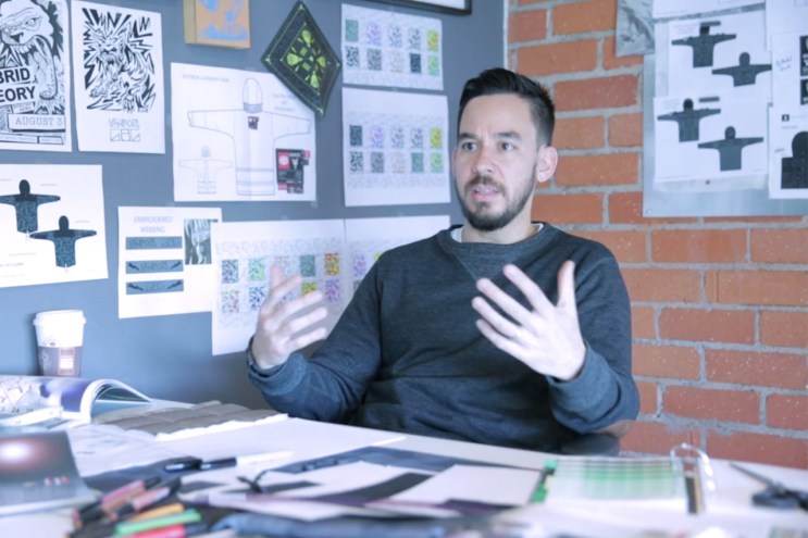 Behind the Scenes of Mike Shinoda x 686 Parka