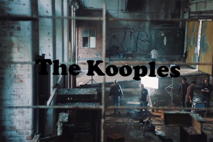 "Behind the Scenes of The Kooples ""Timeless Dancers"" Watch Collection Video"