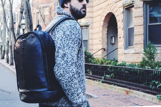 Bodega Black Ops Backpack by Joel Storella