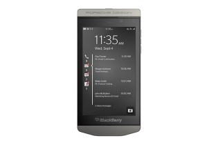 BlackBerry and Porsche Design Team Up Again on the P'9982