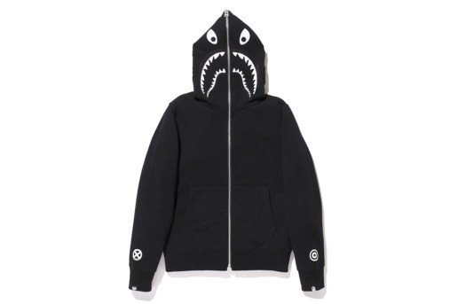 "BOUNTY HUNTER x A Bathing Ape 2013 Holiday ""Mad Shark"" Capsule Collection"
