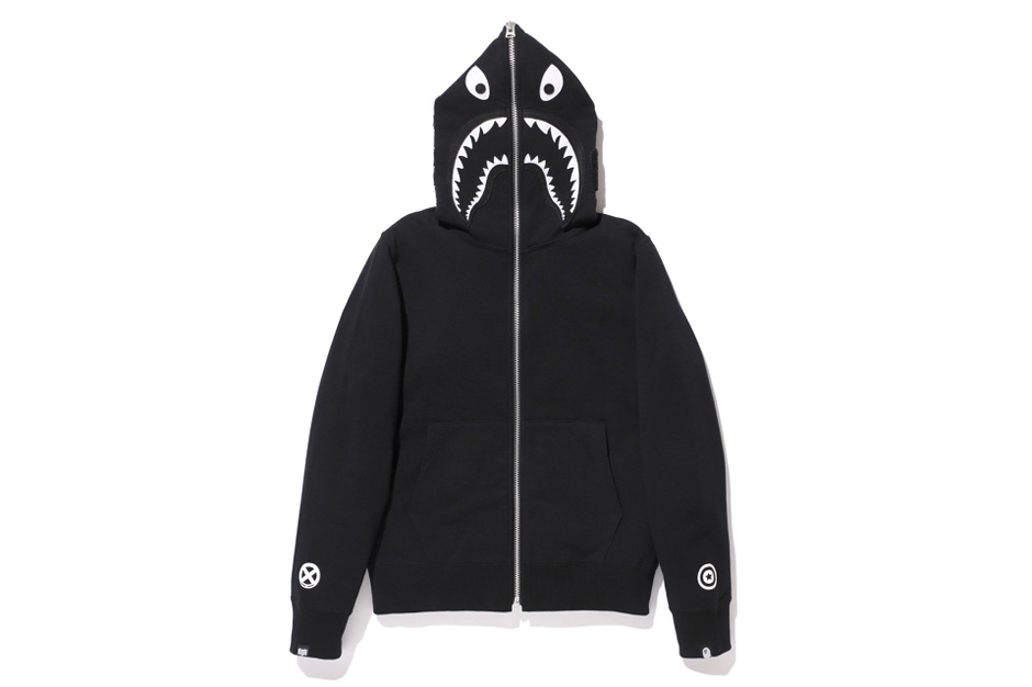 """BOUNTY HUNTER x A Bathing Ape 2013 Holiday """"Mad Shark"""" Capsule Collection"""