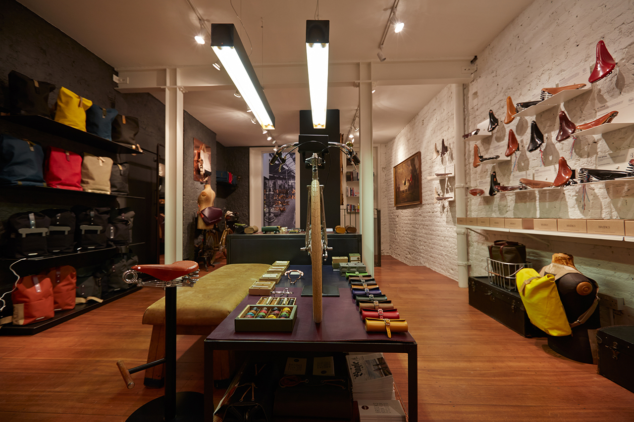 brooks england opens flagship store in london