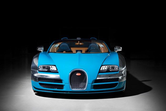 """Bugatti Legends Veyron 16.4 Grand Sport Vitesse """"Meo Constantini"""" Edition"""