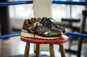 "Burn Rubber x New Balance 577 ""Joe Louis"""