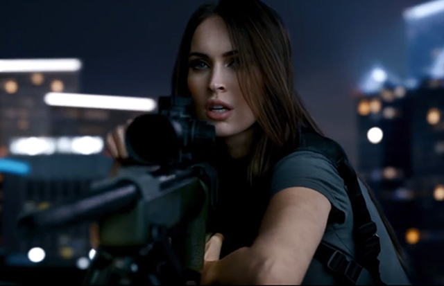 Call of Duty: Ghosts Official Live Action Trailer