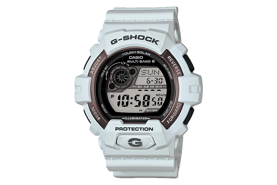 """Casio G-Shock 2013 Holiday """"Blizzard White"""" Collection"""