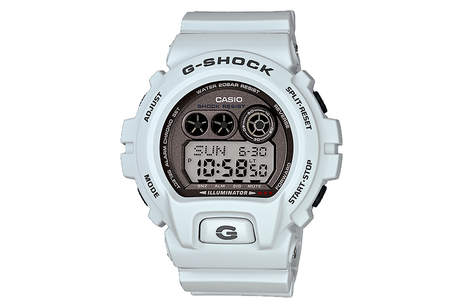 "Casio G-Shock 2013 Holiday ""Blizzard White"" Collection"