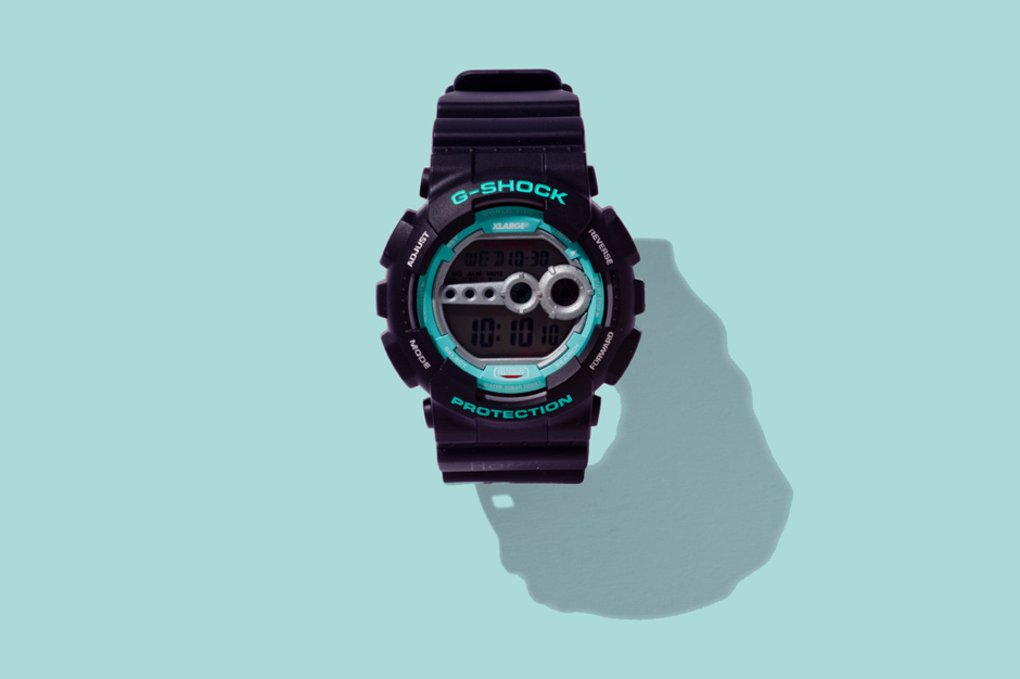 xlarge x casio g shock gd 100