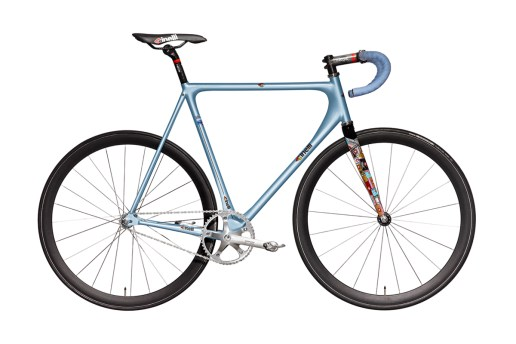 Cinelli Laser Nostra Limited Edition Prototype for (RED)
