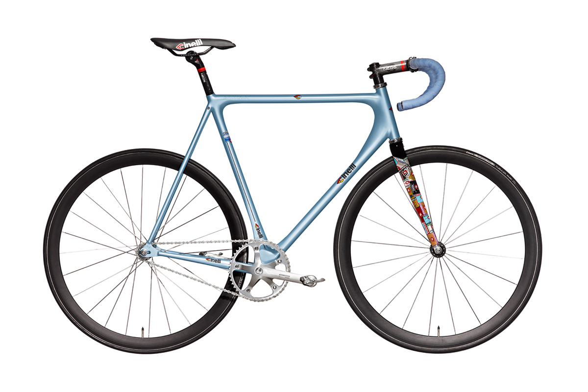 cinelli laser nostra limited edition prototype for red