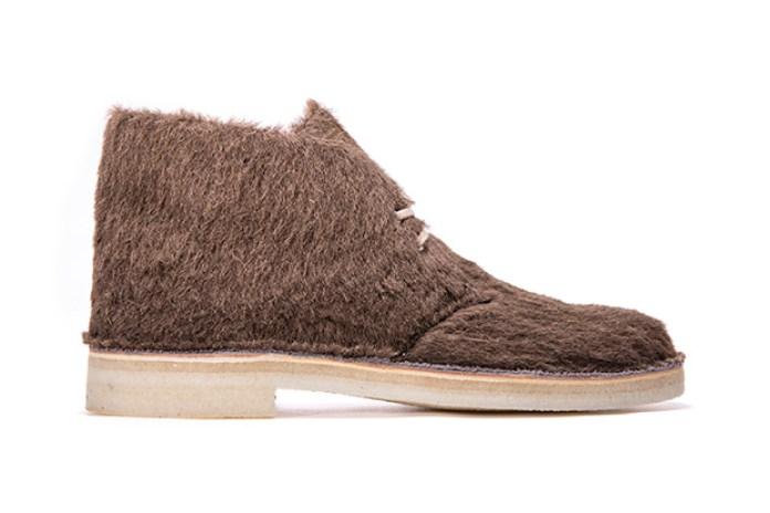 Clarks for Dover Street Market Ginza Desert Boots
