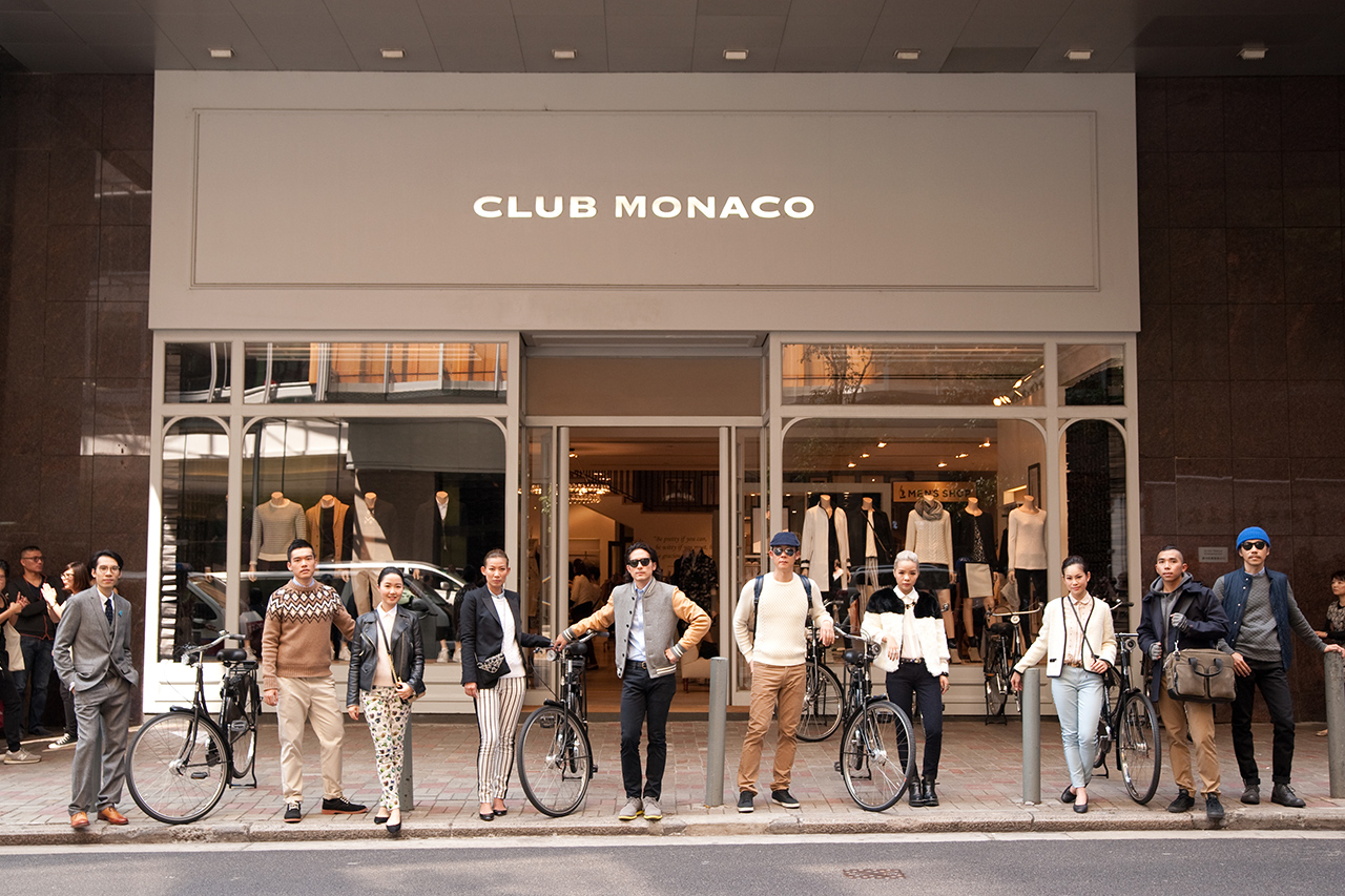 Club Monaco Brings a Bit of New York City to Hong Kong