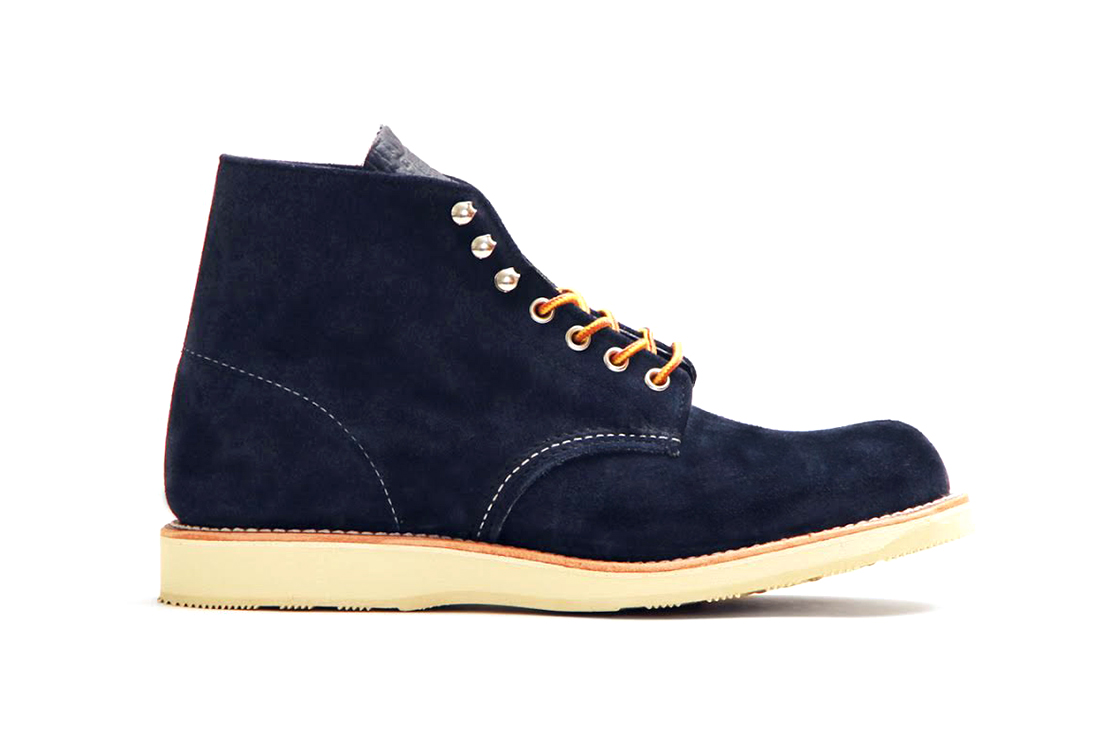 Concepts for Red Wing Plain Toe Boot