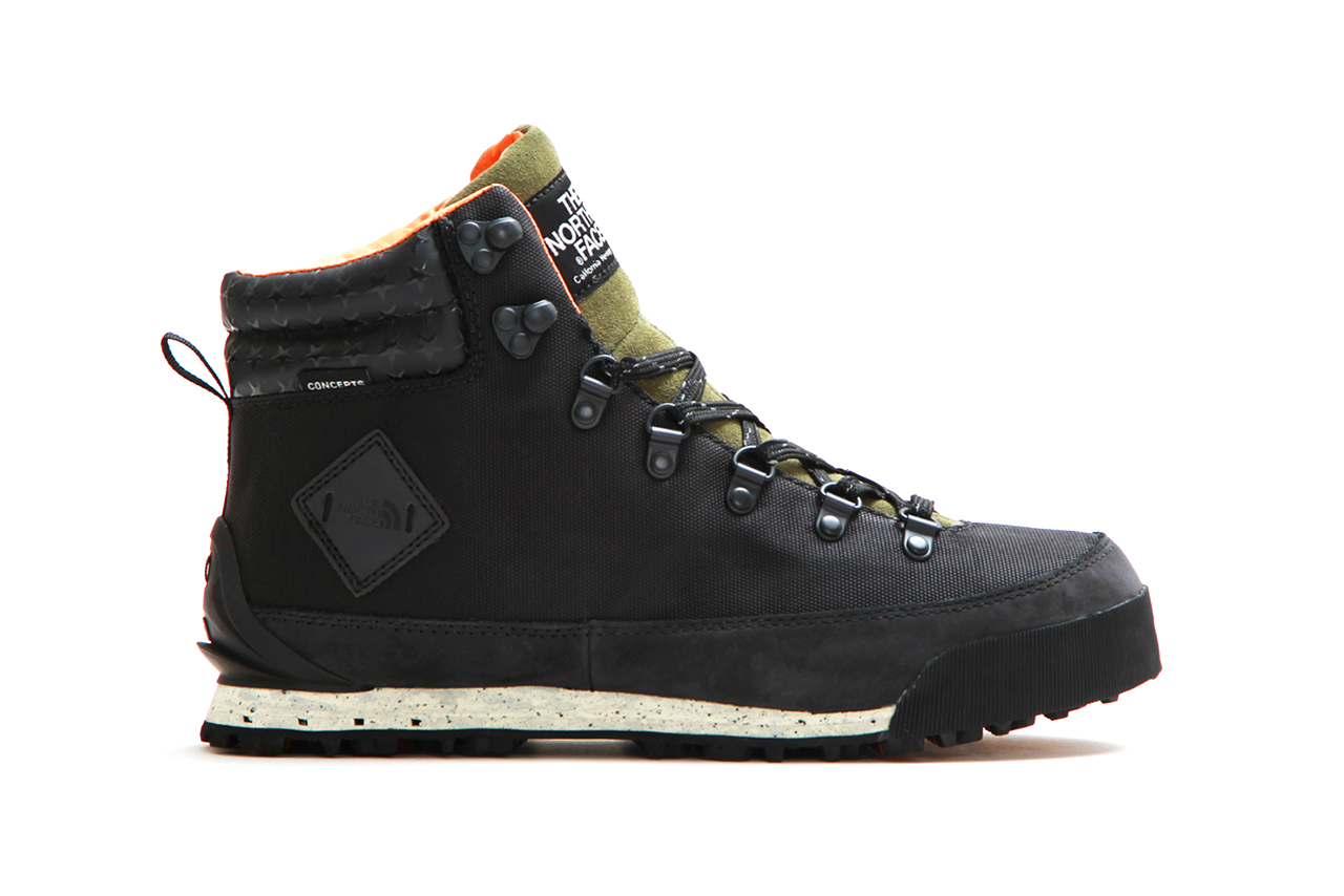 concepts for the north face back to berkeley boot