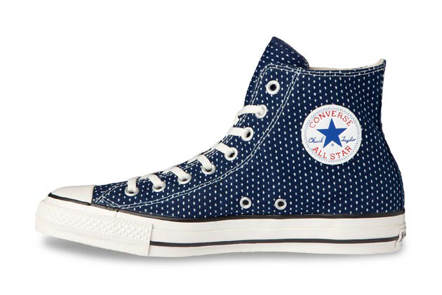 "Converse Japan 2013 Fall/Winter Chuck Taylor All Star ""Workcloth"""
