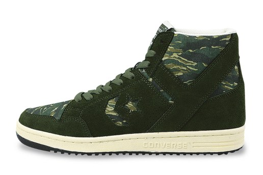 XLarge x Converse Japan Chevron & Star XL Weapon® TG-Camo Hi