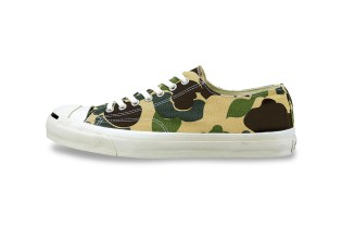 Converse Japan Jack Purcell HS 83Camo
