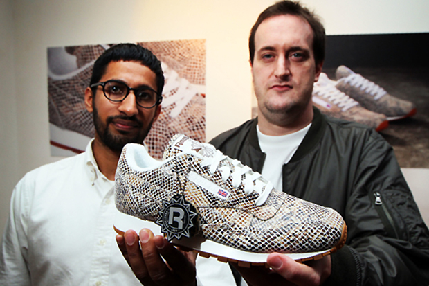 """Crooked Tongues Channels the '90s for its Reebok Classic Leather 30th Anniversary """"Wannabe"""""""
