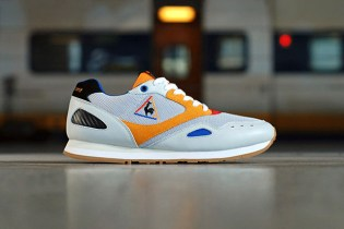 "Crooked Tongues x Le Coq Sportif Flash ""French Exchange"""
