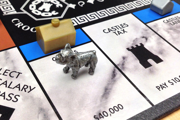 Crooks & Castles x Monopoly Collector's Edition