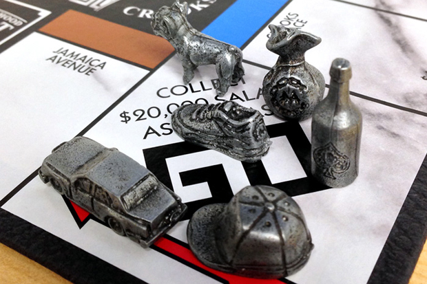 crooks castles x monopoly collectors edition