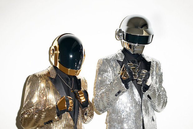 daft punk visits terry richardsons studio