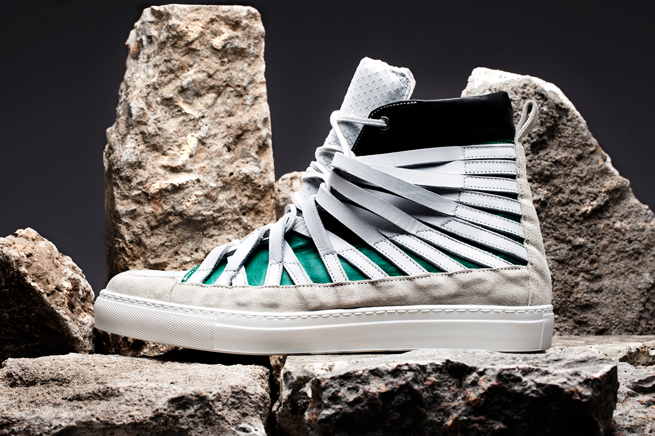 Damir Doma 2013 Fall/Winter Footwear Collection