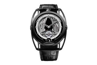 De Bethune DB28 Black Matte Watch