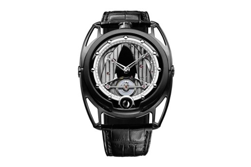 De Bethune DB28 Black Matte Watch