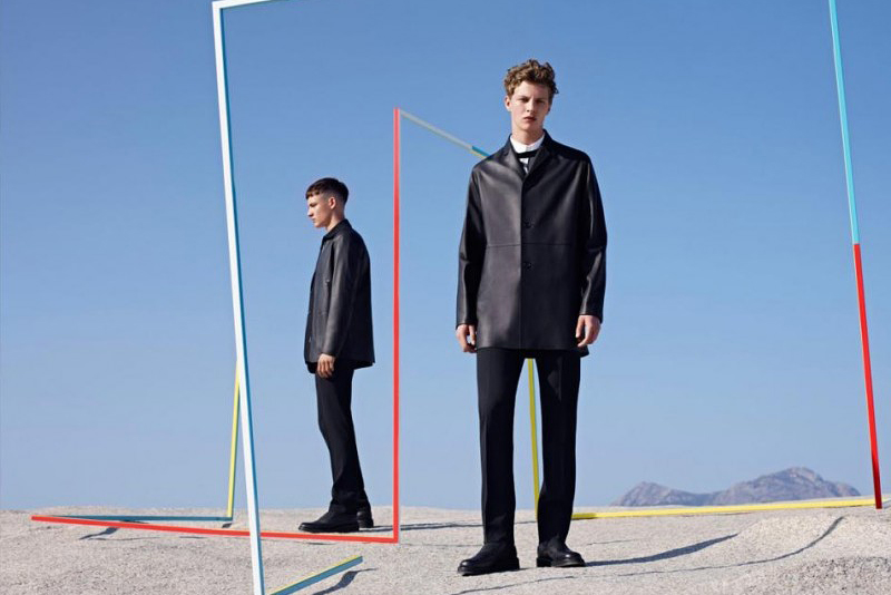Dior Homme 2014 Spring Pre-Collection