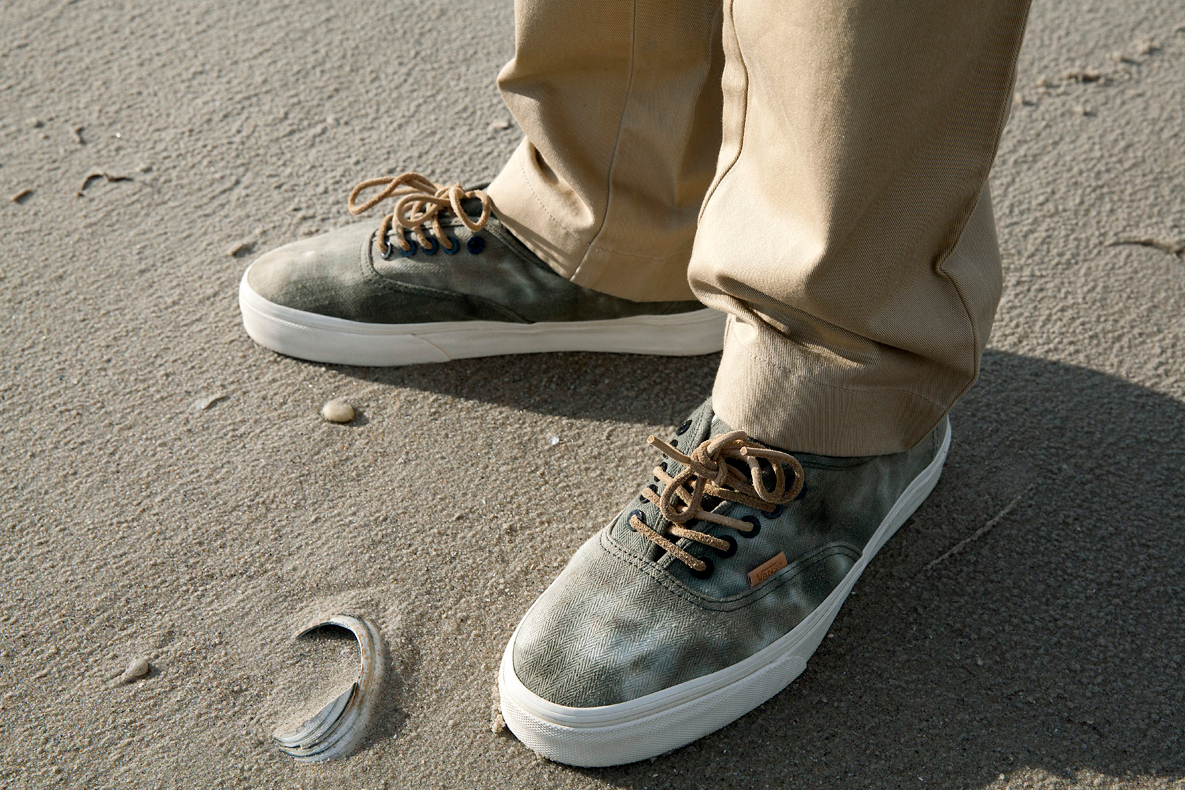 "DQM x Vans 2013 Holiday Authentic ""HBT"""