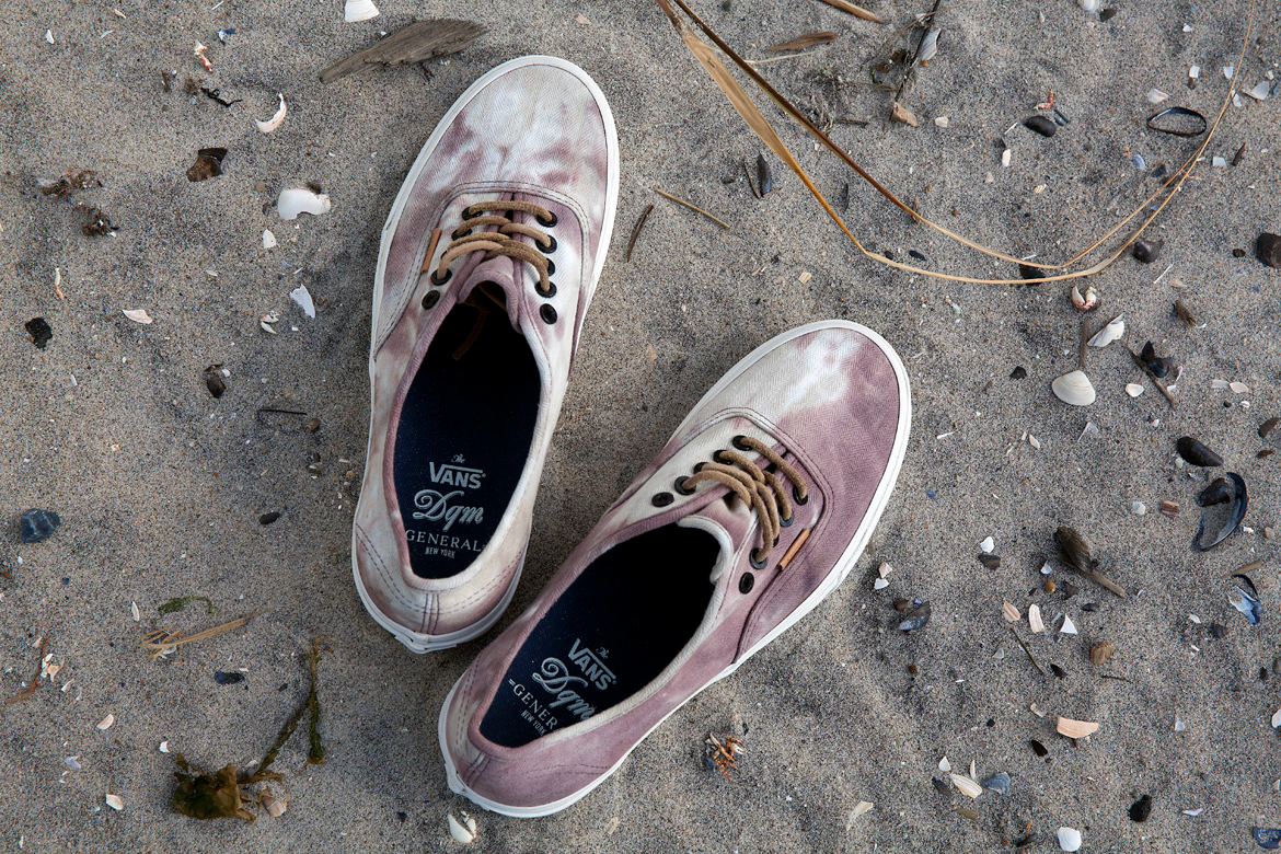 dqm x vans 2013 holiday authentic hbt