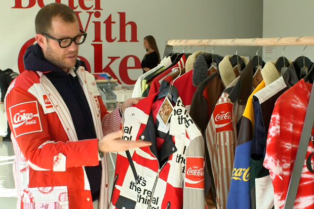 Dr. Romanelli and Coca-Cola Launch Collection in NYC