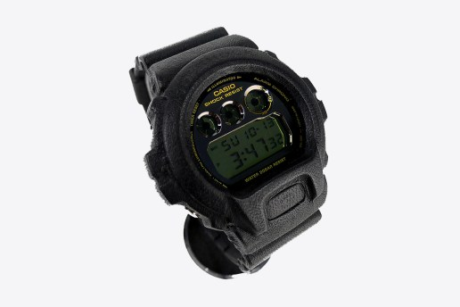 Dutch Brands Team Up for a Raekwon-Inspired G-Shock 30th Anniversary Watch