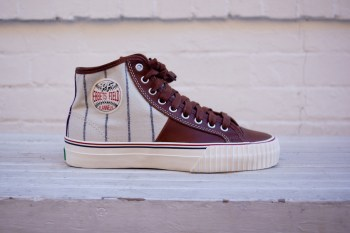 Ebbets Field Flannels x PF Flyers 2013 Fall/Winter Center Hi